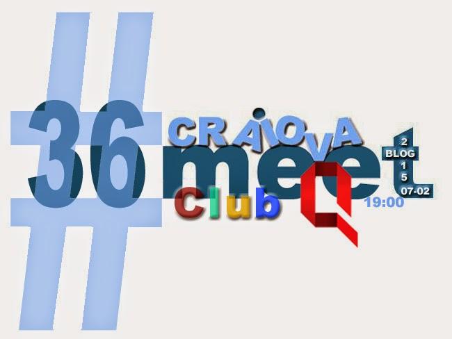 Aniversam 3 ani de Craiova Blog Meet