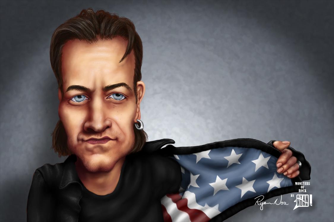 Bono By Ryan Nore