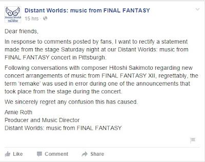 isi klarifikasi mengenai final fantasy xii