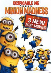 La Locura De Los Minions – DVDRIP LATINO