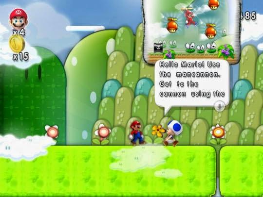 تحميل لعبة سوبر ماريو الجديدة New Super Mario Forever 2015 للكمبيوتر مجانا