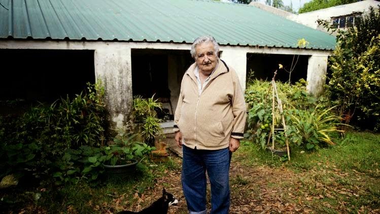 """Jose """"Pepe"""" Mujica."""