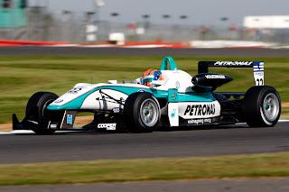 Jazeman Jaafar at Silvertone Circuit
