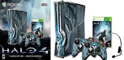 Xbox 360 ganhará edição especial de Halo 4 (Foto: Joystiq)