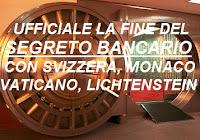 fine segreto bancario e voluntary disclosure