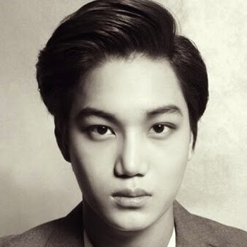 EXO Kai's instagram account