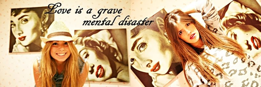 Love is a grave mental disaster