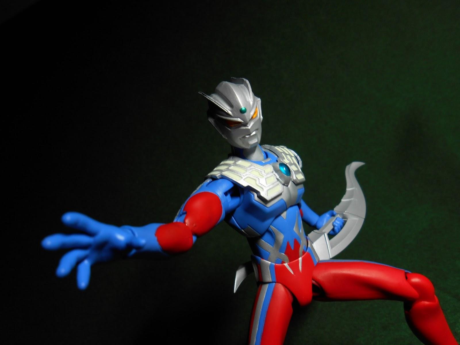 Pin Ultraman Zero Images to Pinterest
