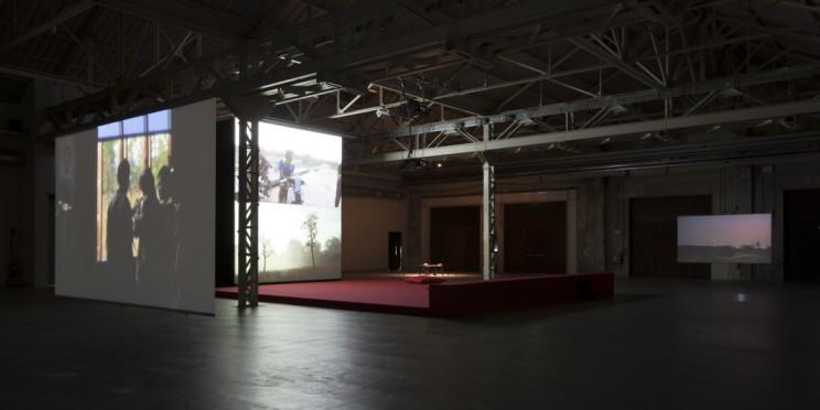 Weekend Hangar Bicocca progetto Primitive gratis
