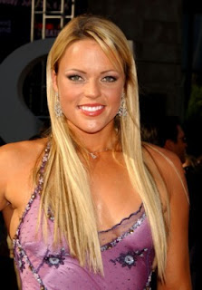 Hot American Softball Player Jennie Finch
