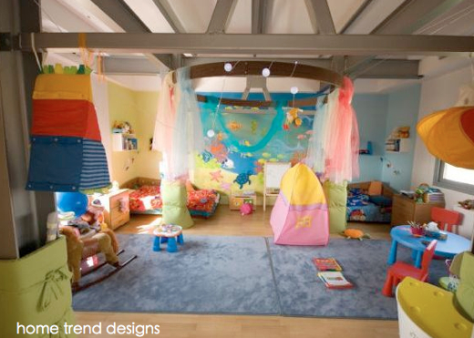 Cool Progeny Cool Design Playroom Inspiration