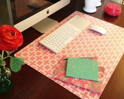 Diy+custom+desk+pad