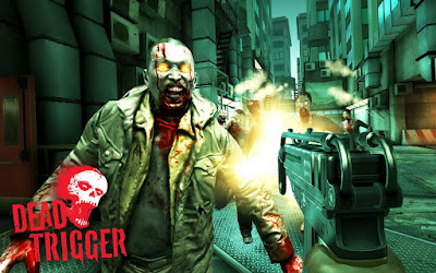 Download Game Dead Trigger v1.8.2 APK + DATA Android Gratis