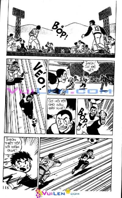 Jindodinho - Đường Dẫn Đến Khung Thành III  Tập 12 page 118 Congtruyen24h