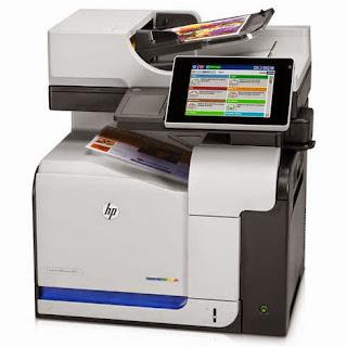 HP LaserJet Enterprise 500 color MFP M575f (CD645A)