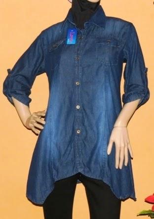 Blus Jeans Trendy