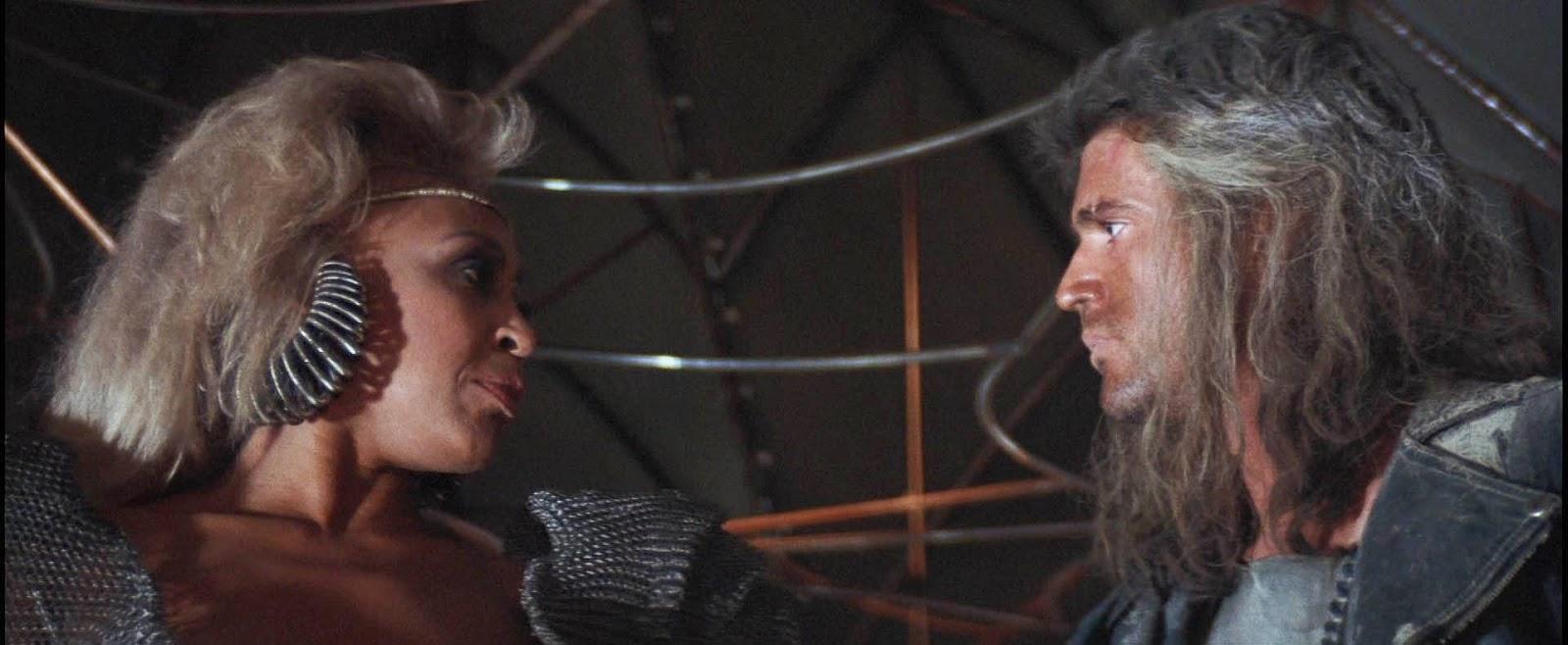 Tina Turner Mel Gibson Mad Max