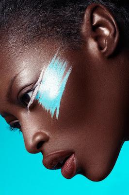 Rostros Africanos de Mujeres Negras