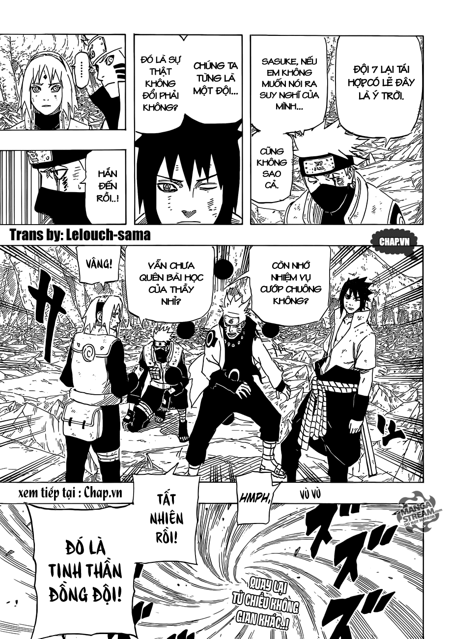 Naruto chap 675 Trang 17 - Mangak.info