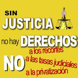 SIN JUSTICIA ...