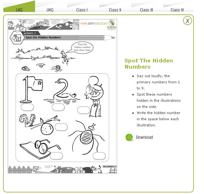 math worksheet : free math worksheets kindergarten  2  spot the hidden numbers  : Cool Maths Worksheets