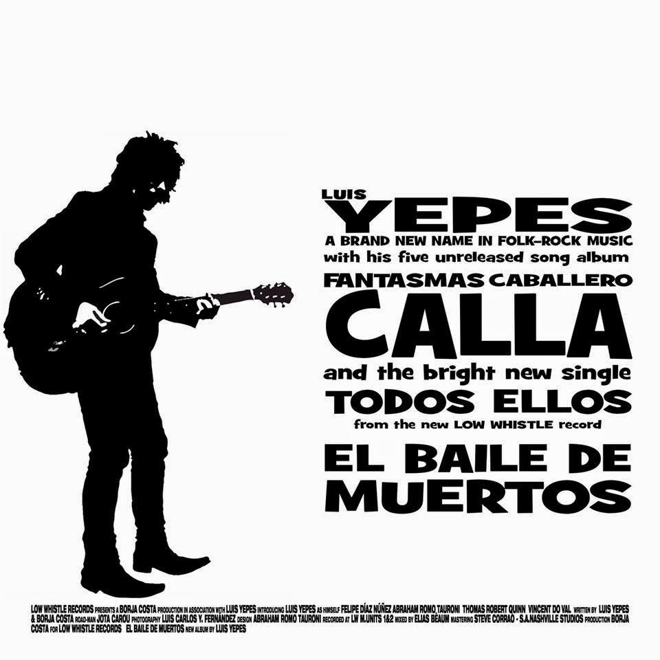 Luis Yepes El Baile de los muertos