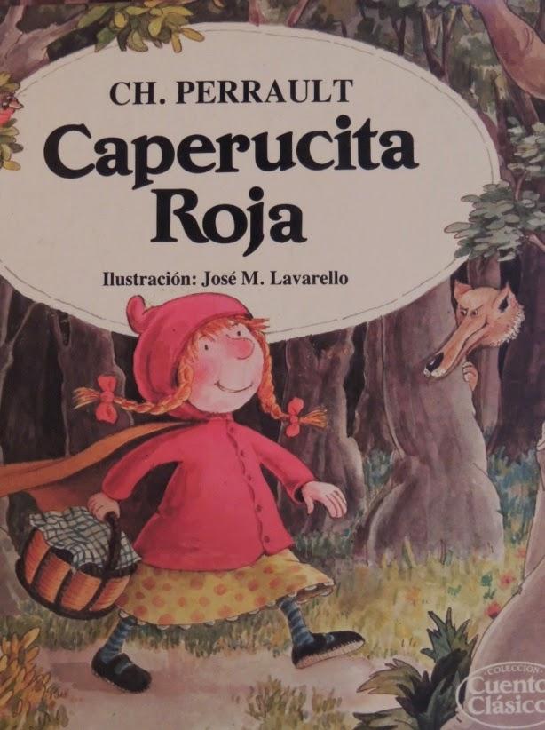 Literatura infantil y educaci n literaria caperucita for Portadas de f c e