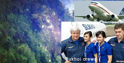 sukhoi superjet 100 crew photos