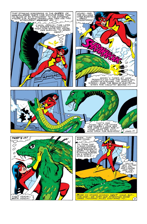 Captain America (1968) Issue #281 #197 - English 9