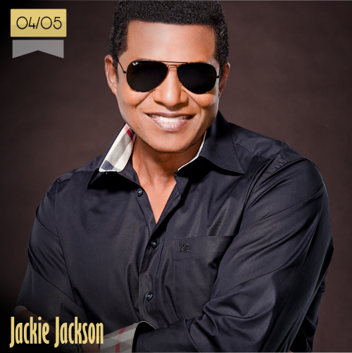 4 de mayo | Jackie Jackson - @JackieJackson5 | Info + vídeos