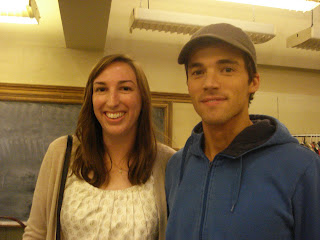 Pretty Little Liars set visit with Ian Harding
