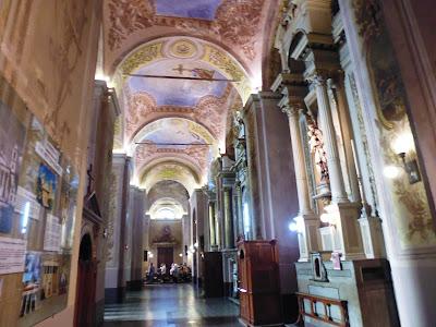 Basílica Nuestra Señora del Rosario y San Benito de Palermo