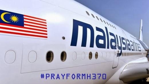 Doakan keselamatan mangsa pesawat MH370