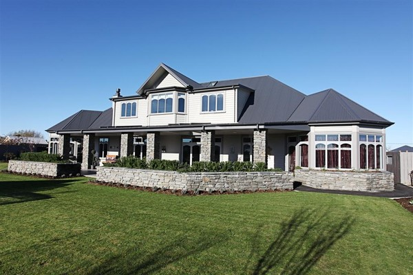 New modern homes designs new zealand for New modern home design photos