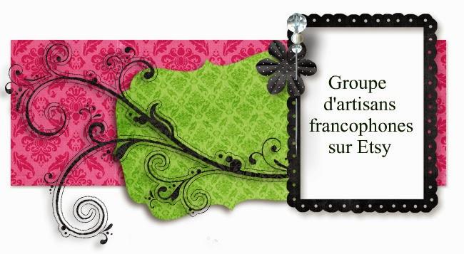 Etsy French Handmade