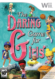 The Daring Game For Girls Wii