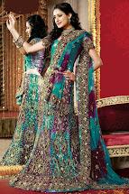 Latest Indian Lehenga Wedding Dresses