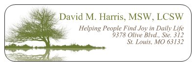 David M. Harris, MSW, LCSW