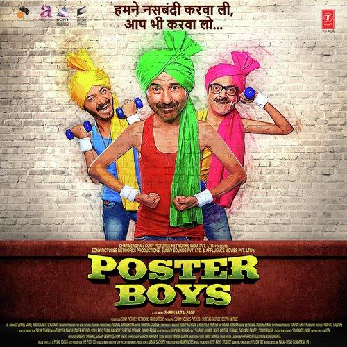 Hindi movie poster boys online