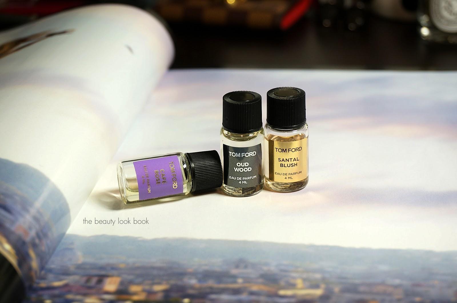 the beauty look book tom ford oud wood eau de parfum. Black Bedroom Furniture Sets. Home Design Ideas