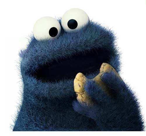 Most Popular Sesame Street Character Cookie Monster