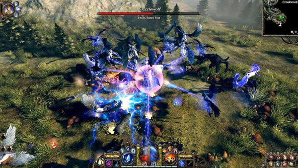 Ohgamegratis - The Incredible Advantures of Van Helsing  Screenshot 2