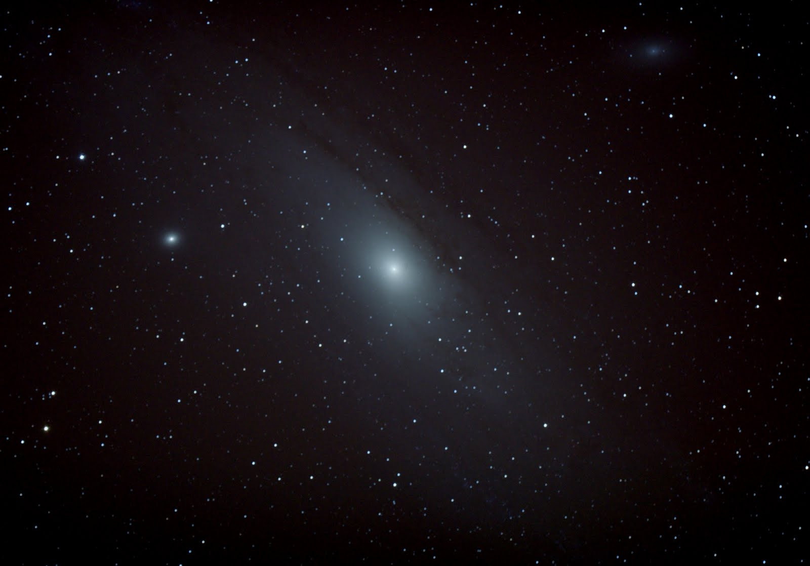 andromeda galaxy distance from - photo #1