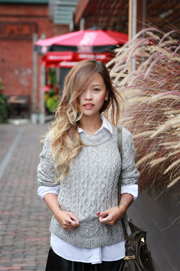 Fall fashion blogger and streetstyle outfit inspiration