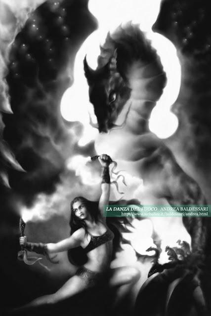 danza fuoco drago