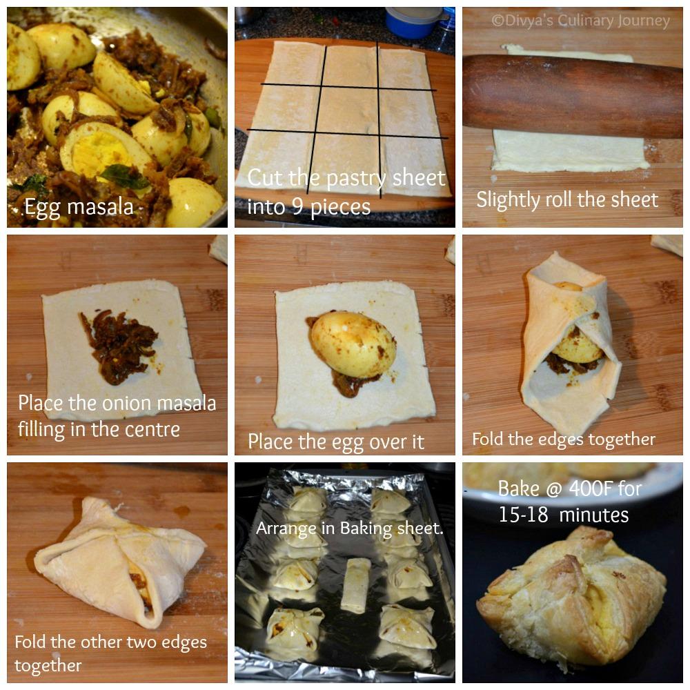 Divyas culinary journey egg puffs bakery style monday january 6 2014 forumfinder Choice Image