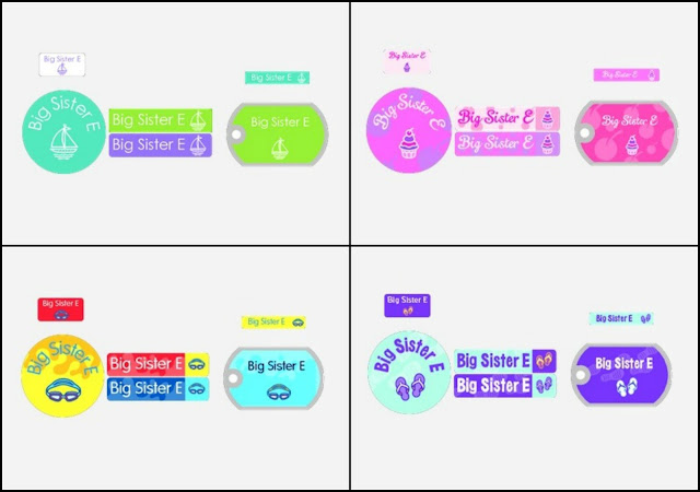 Mabel's Labels styles