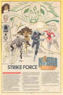 Fuerza de Ataque (ficha dc comics)
