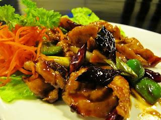 Resep masakan dan cara memasak Ayam Kung Pao