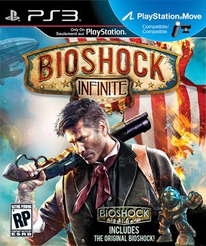 BioShock Infinite Box Art Revealed
